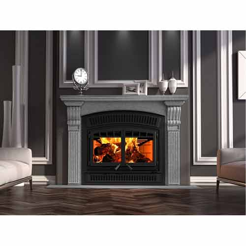 Ventis HE350 High Efficiency Zero Clearance Wood Burning Fireplace