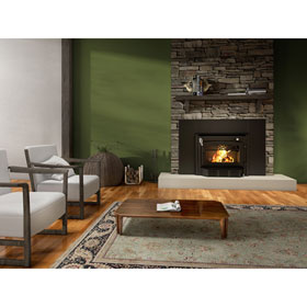 Ventis HEI150 Woodburning Fireplace Insert