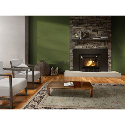 Ventis HEI150 Woodburning Fireplace Insert - Discontinued