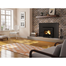 Ventis HEI240 Woodburning Fireplace Insert
