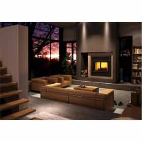 Ventis ME150 Decorative Wood Burning Fireplace