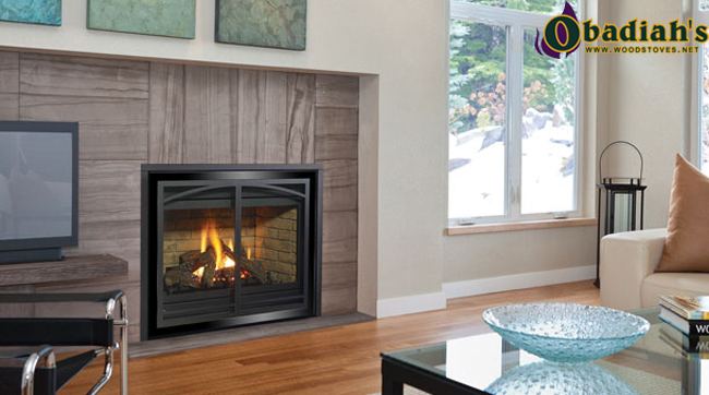 Regency Panorama P36D Medium Direct Vent Gas Fireplace