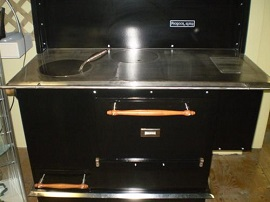 pioneer princess wood cook stove manual