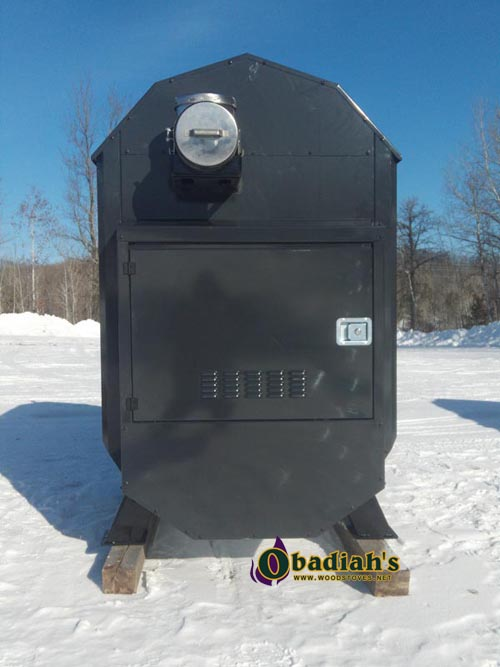 Portage & Main Ultimizer BL34-44 Boiler
