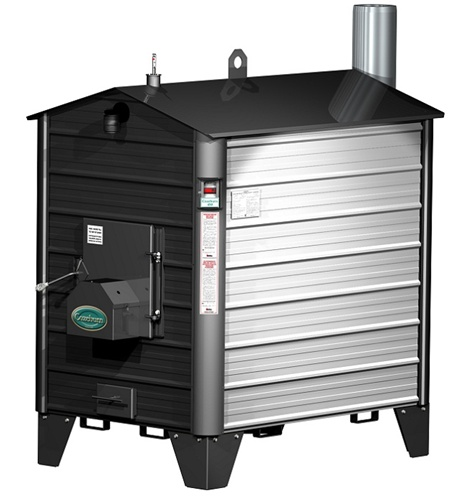 Pro-Fab Cozeburn Outdoor Hot Water Wood Boiler/Furnace