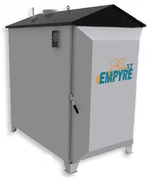 Empyre Elite XT 200 Indoor/Outdoor Wood Gasification Boiler/ Forced Air Furnace