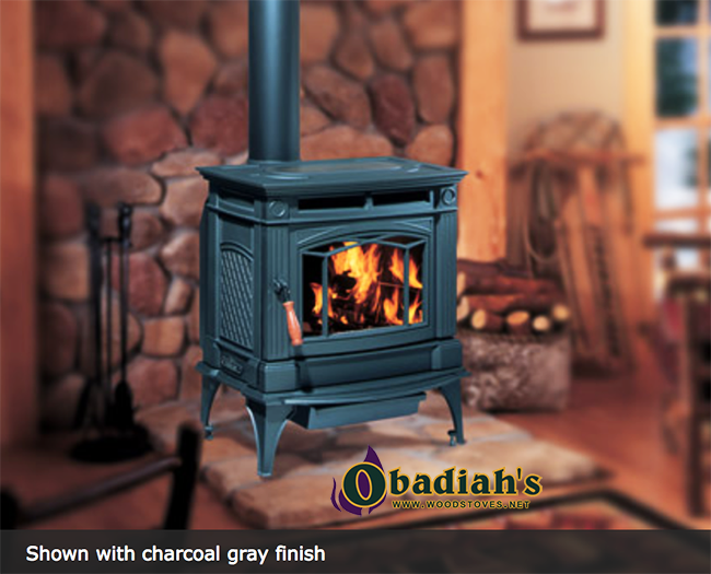 Regency Hampton H300 EPA Cast Iron Wood Stove