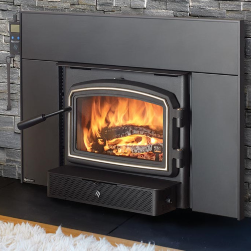 Regency Cascades i1500 Hybrid Wood Fireplace Insert