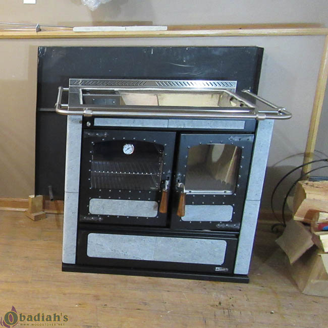 Rizzoli L90 Wood Cook Stove