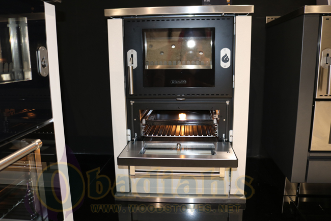 Rizzoli ML60 Classic Wood Cook Stove