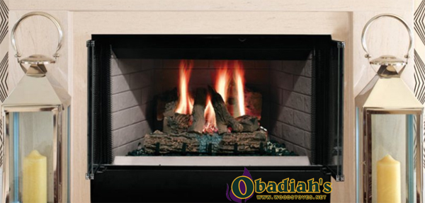 Monessen Sovereign SA42 Wood Fireplace - Discontinued