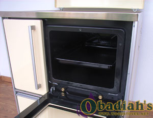 MBS Royal 720 Wood Cookstove - Oven