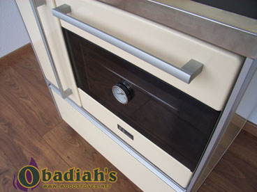 MBS Royal 720 Wood Cookstove - Oven door