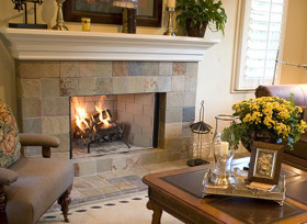 Superior WRT3500 Wood Burning Fireplace