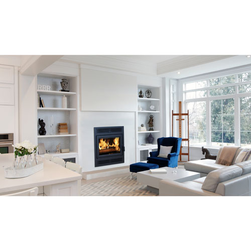 Supreme Astra 38 Zero Clearance Wood Fireplace