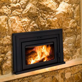 Supreme Fusion 24 Wood Burning Fireplace Insert
