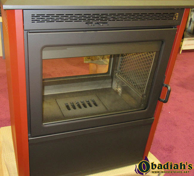 Supreme Vision See-Thru Wood Stove - Discontinued