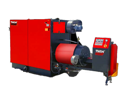 Twin Heat CS 120i Industrial Biomass Boiler