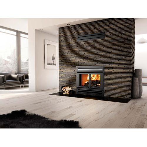 Valcourt Manoir Wood Fireplace