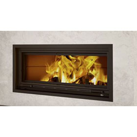 Valcourt St Laurent Wood Fireplace