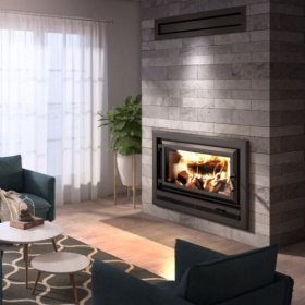 Ventis HE275CF High Efficiency ZC Wood Fireplace