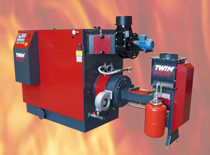 Twin Heat CS 150i Industrial Biomass Boiler