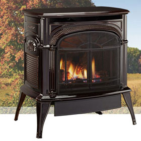 Vermont Castings Intrepid Direct Vent Gas Stove