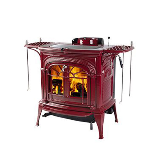 Vermont Castings Intrepid Flexburn Stove