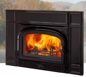 Vermont Castings Montpelier II Wood Burning Insert 2020 EPA Certified