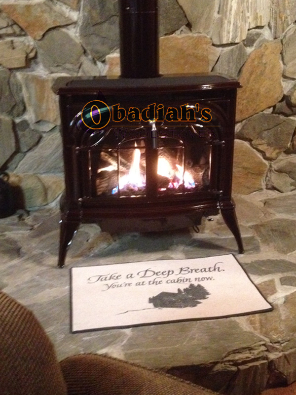 Vermont Castings Radiance Direct Vent Stove - Vermont Castings Radiance Direct Vent Stove By Obadiah's Woodstoves