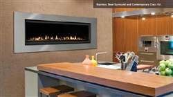 Vermont Castings Aura Gas Fireplace