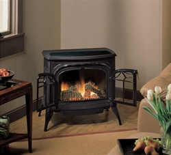 Vermont Castings Radiance Vent Free Gas Stove - Discontinued