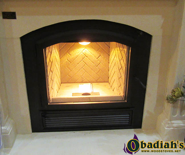 Superior WRT4826 Zero Clearance Wood Fireplace by Obadiah's Woodstoves