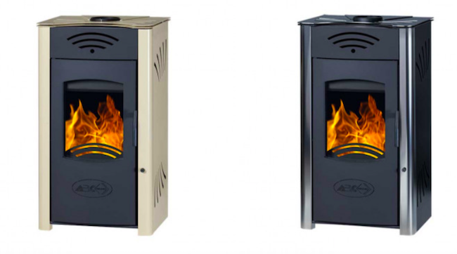 ABC Vulkan Central Heating Coal Stove