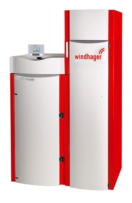 Windhager BioWIN 450XL Automatic Boiler *Not for Sale in US*