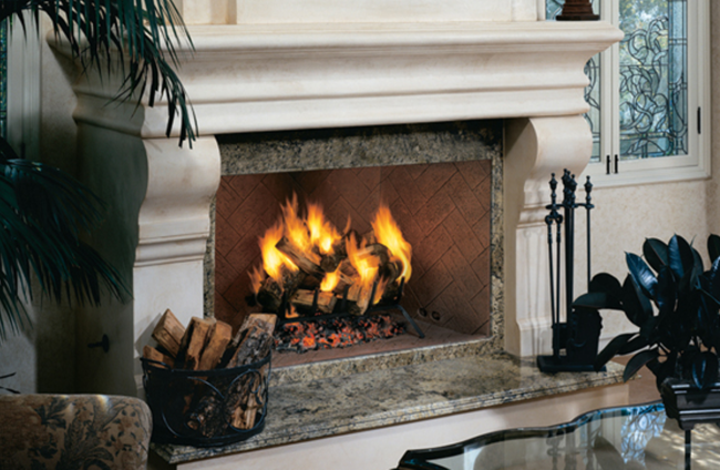 Astria Georgian Superior WRT4500 Fireplace