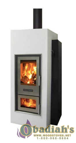 Gentil Walltherm Gasification Wood Stove