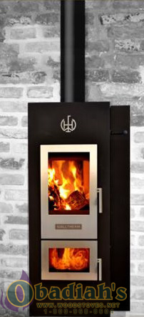 Walltherm Gasification Woodstove