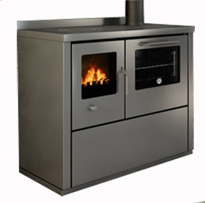 de Manincor Eco 80 Wood Cookstove