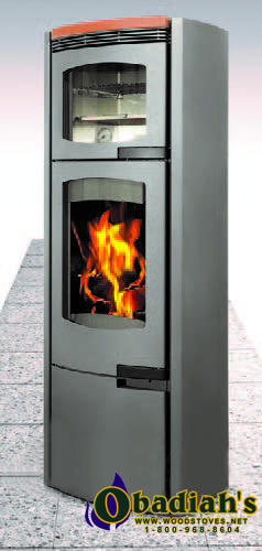 The Heckla Wood Cookstove