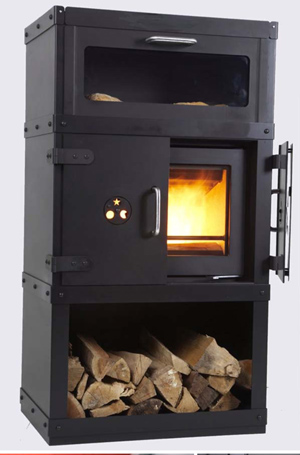 Wittus Klassic Wood Burning Cookstove