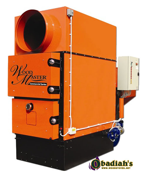 WoodMaster CS/A Series Commercial Forced Air Furnace