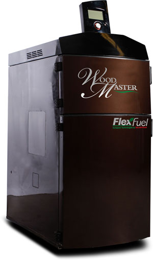 WoodMaster Flex Fuel Boiler/Furnace
