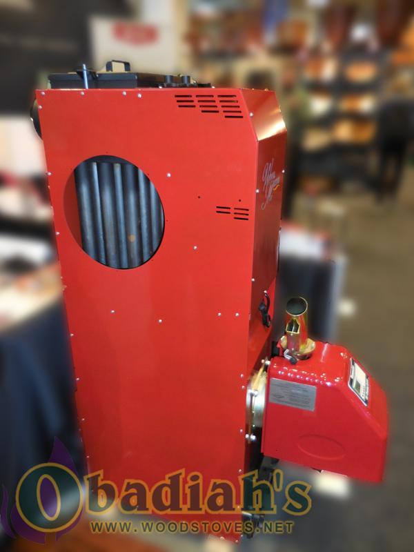 Force 20 Woodmaster Pellet Furnace By Obadiah S Woodstoves