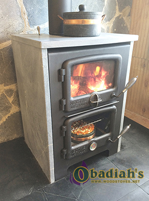 Bun Baker 650 Wood Cookstove