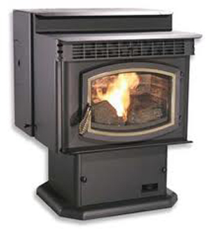 P24FS The Blazer Breckwell Pellet Stove