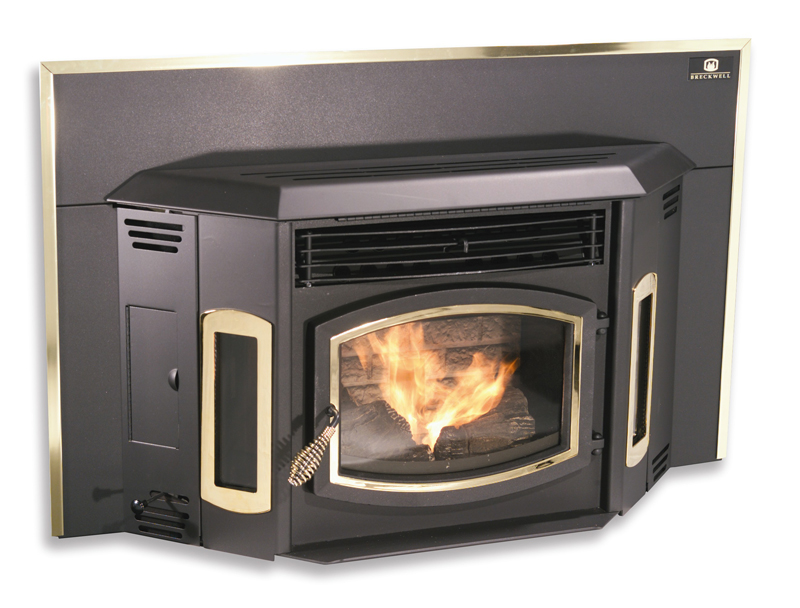 Sp24 The Blazer Breckwell Pellet Stove Insert At Obadiah S