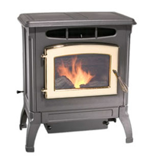 P4000FS The Classic Cast Breckwell Pellet Stove