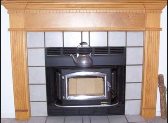 The Buck Bay Series 18 Stove or Insert offers high efficiency in a non-catalytic stove that can be used in a masonry installation or pre-fab fireplace insert. Heats up to 1200 sq. feet!