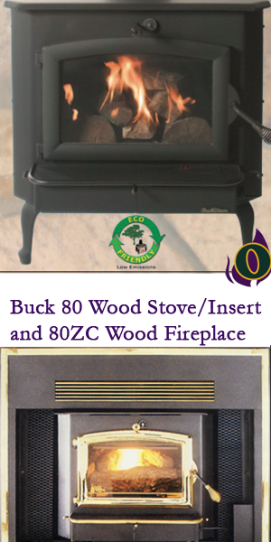 Buck 80zc Catalytic Phase Ii Stove By Obadiah 39 S Woodstoves